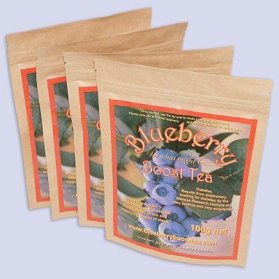 Blueberry Boost Tea